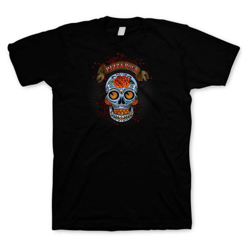 Pizza Rock Skull
