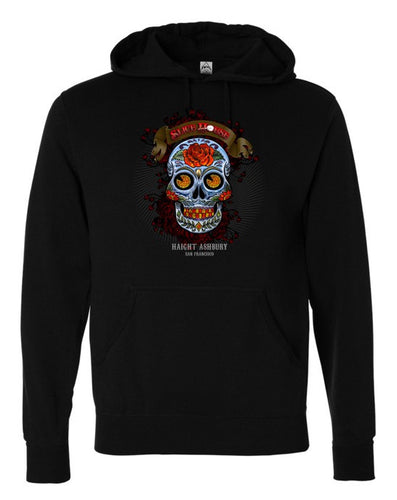 Slice House Skull Pull-Over Hood (Haight)