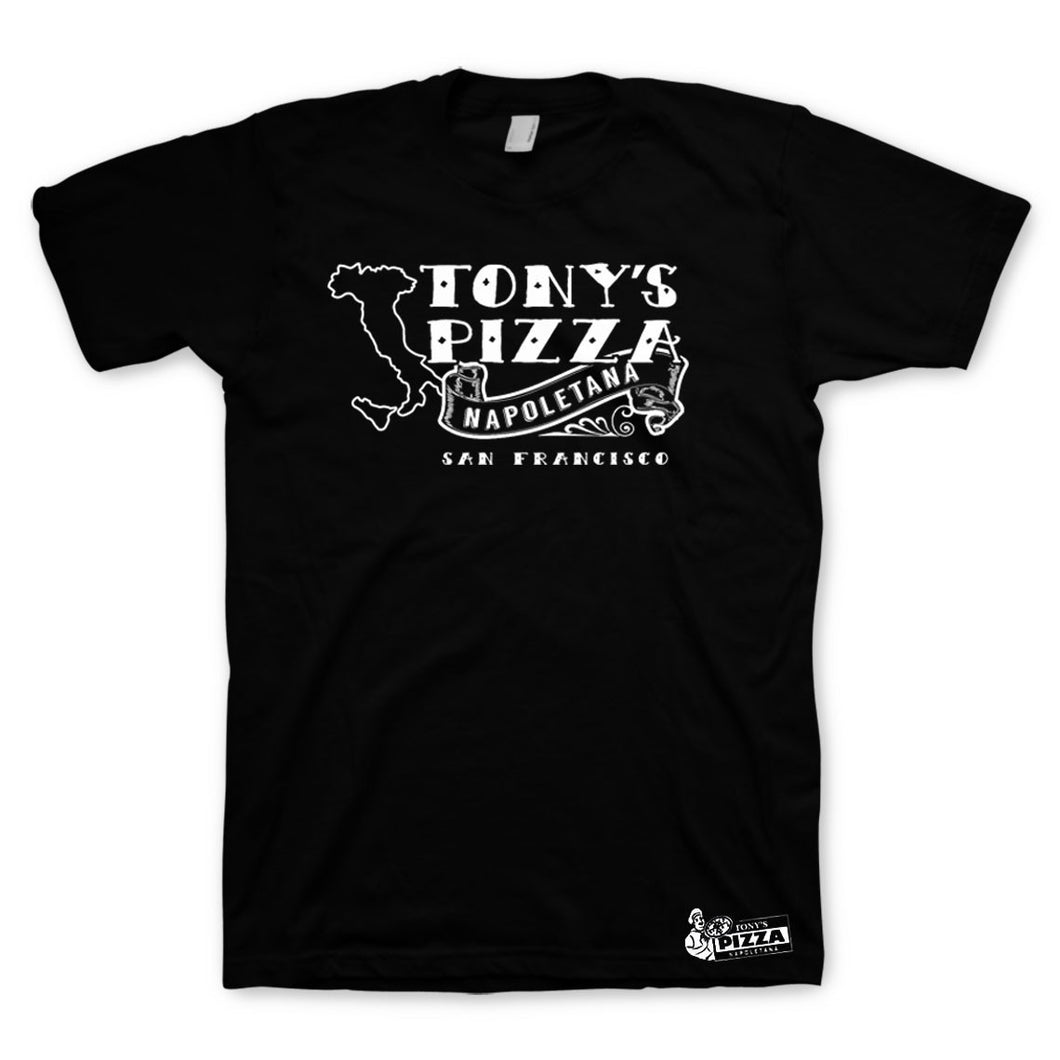 Tony's Pizza Boot