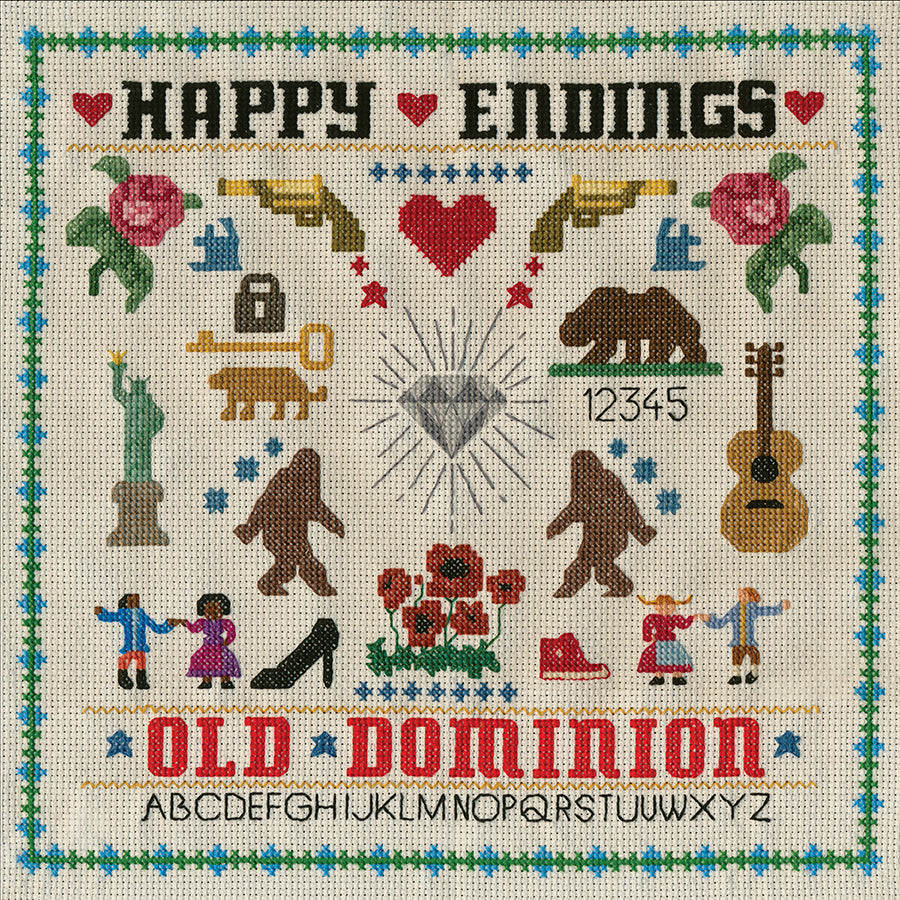 Happy Endings CD