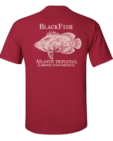 MBO Crimson Black Fish