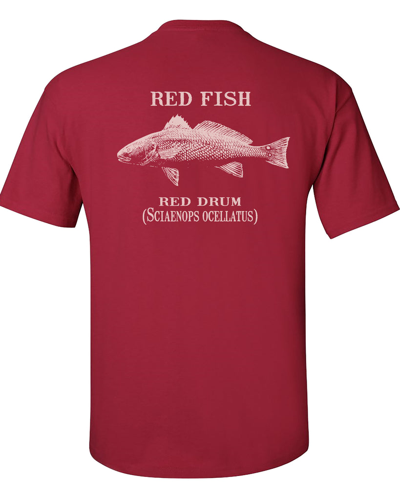 MBO Crimson Red Fish