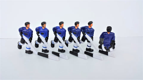 *NEW* STATS/MD Sports Compatible - Full Team Set, Blue and Black