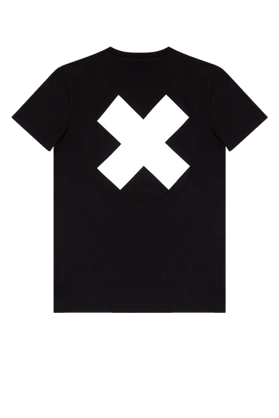 T-shirt Black/White (Men)