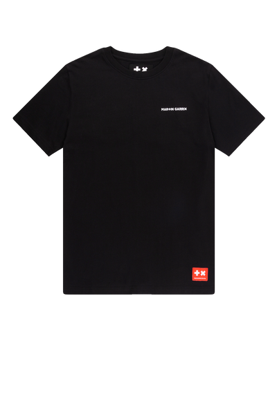 T-shirt Black/White MG Logo