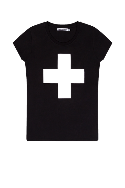T-shirt Black/White (Women)