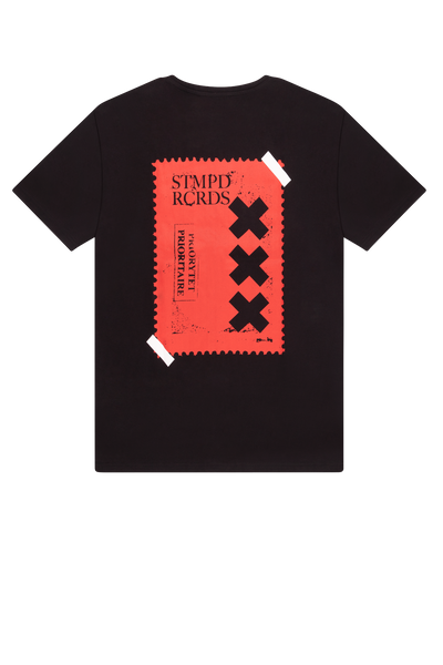 T-Shirt STMPD Red Stamp