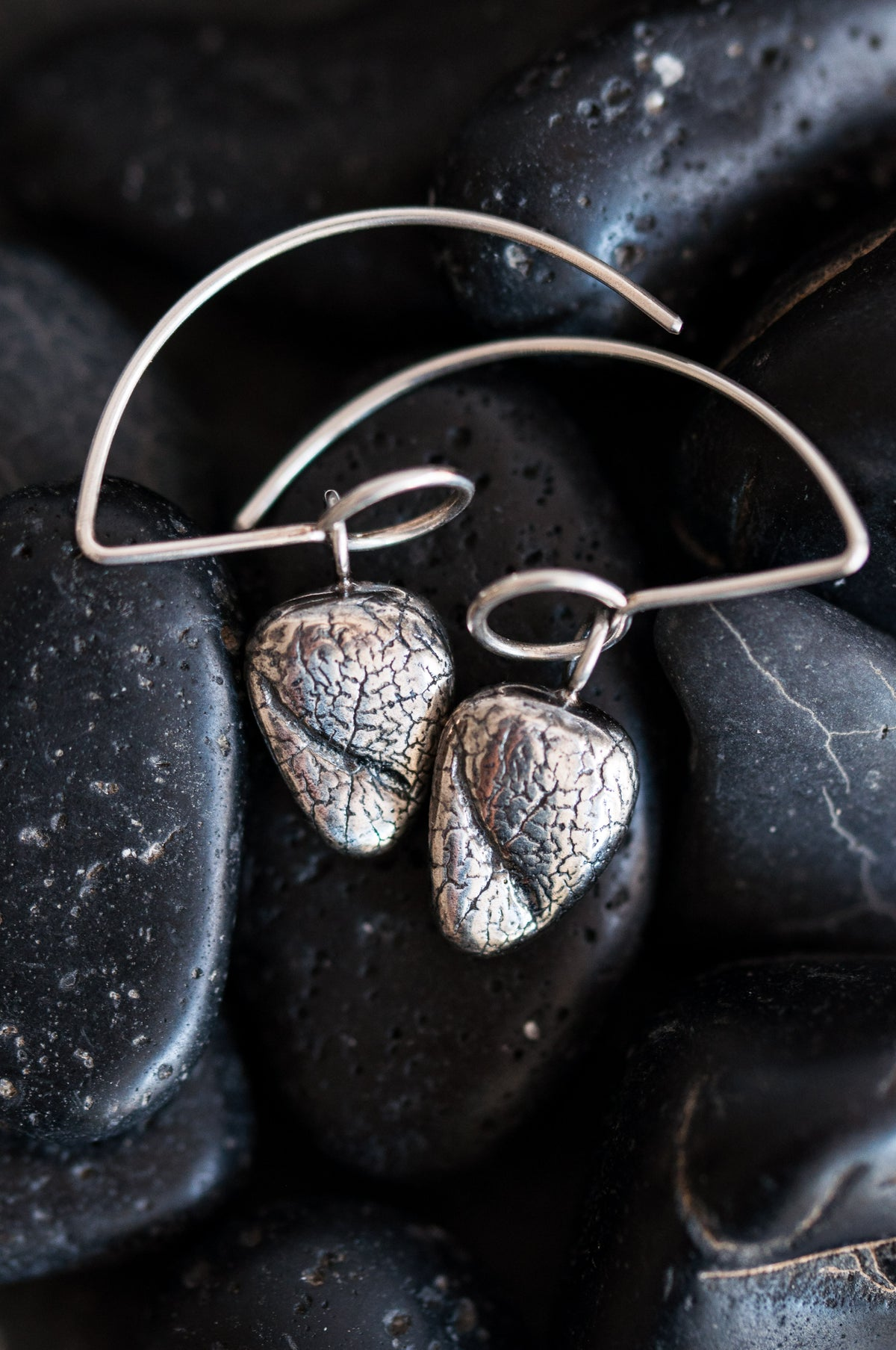 Heart Stone Dangle