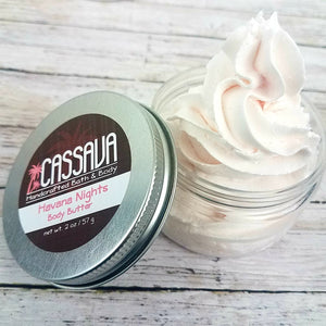 Havana Nights Body Butter