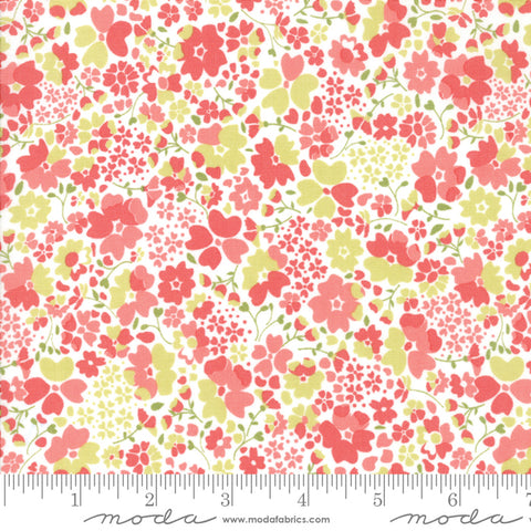 Floral Berry Meadow Pink