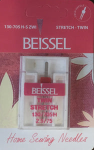 Beissel Twin Needles