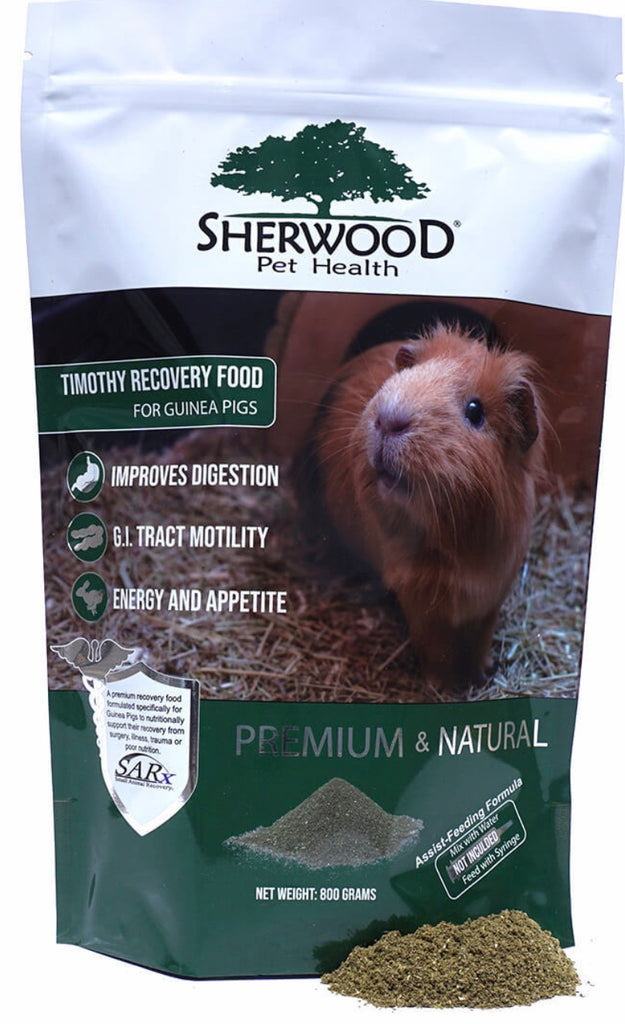 Timothy Recovery Food for Guinea Pigs Bulk (800g)