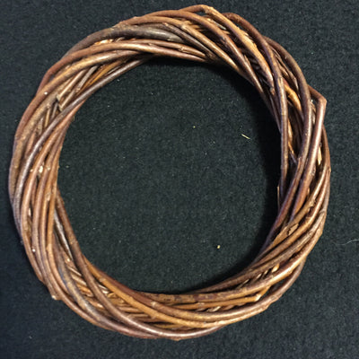 Jumbo Unpeeled Willow Ring