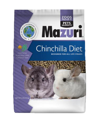 Mazuri Chinchilla