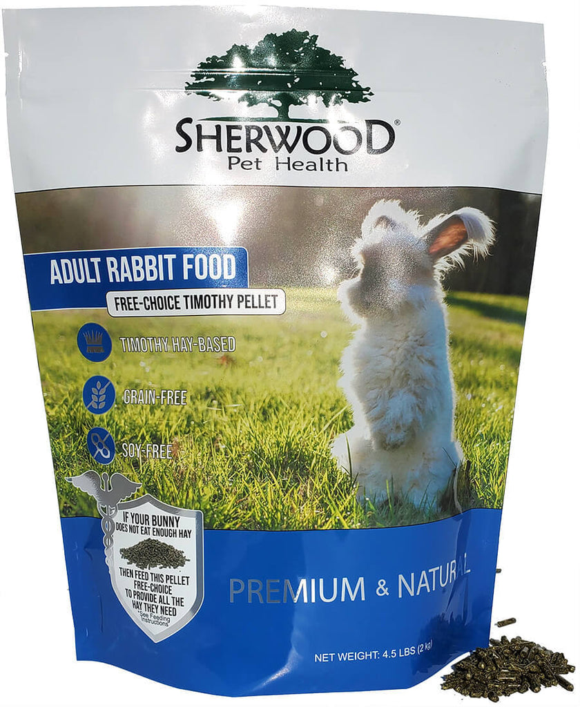 Free Choice Rabbit Pellets - Timothy Based