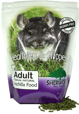 Sherwood Pet Health Chinchilla Food