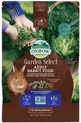 Oxbow Garden Select Adult Rabbit