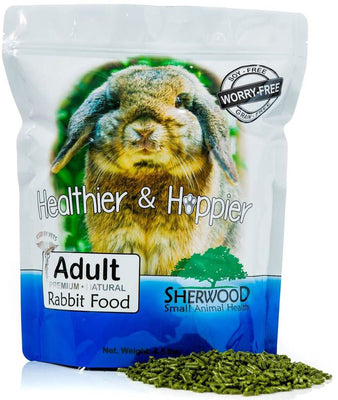 Sherwood Pet Health Adult Rabbit Food (original formula)