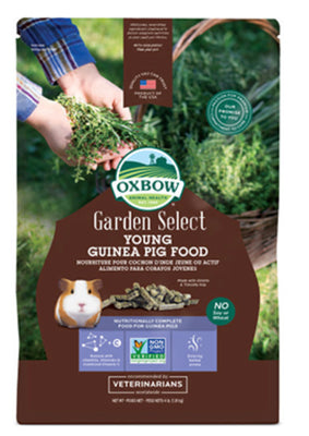 Oxbow Garden Select Young Guinea Pig 4lb