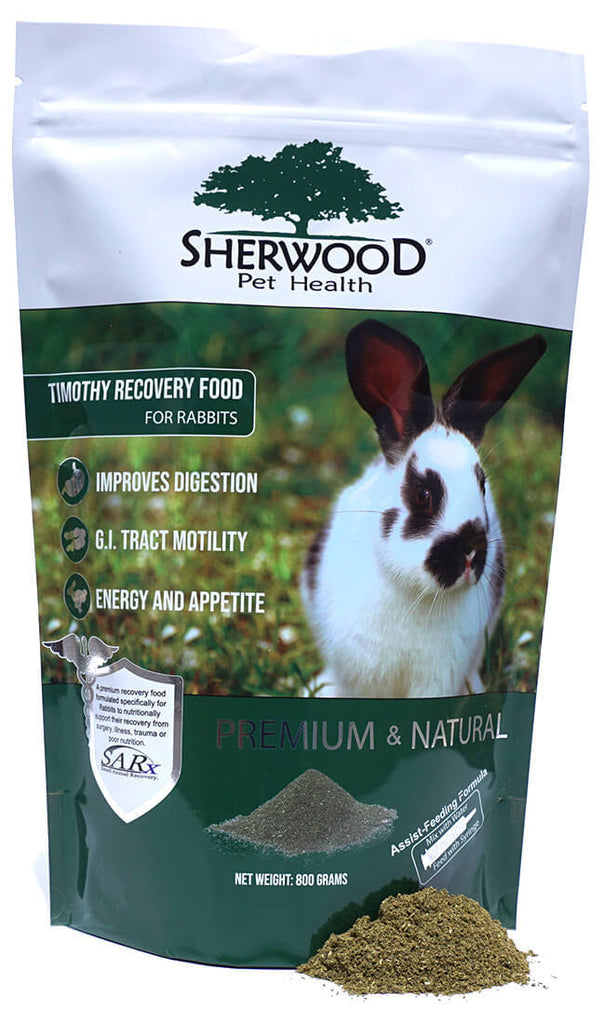 Timothy Recovery Food for Rabbits Bulk (800g)