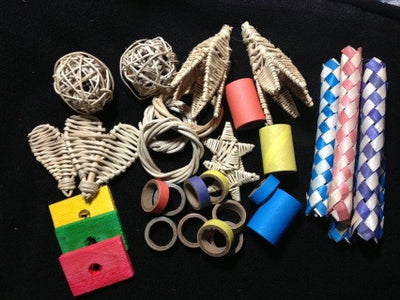 Toy Sample Pack 1