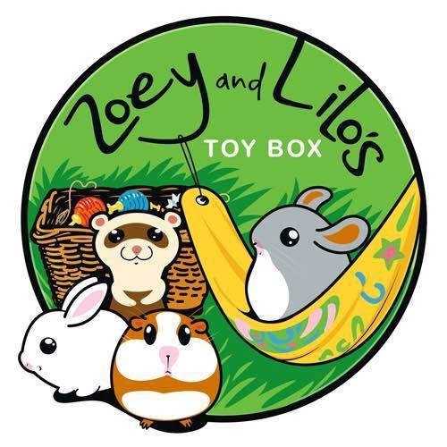 Zoey and Lilo's Toy Box Gift Card
