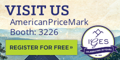 AmericanPriceMark.com is going to the IGES show in Sevierville TN Nov 5-8, 2019