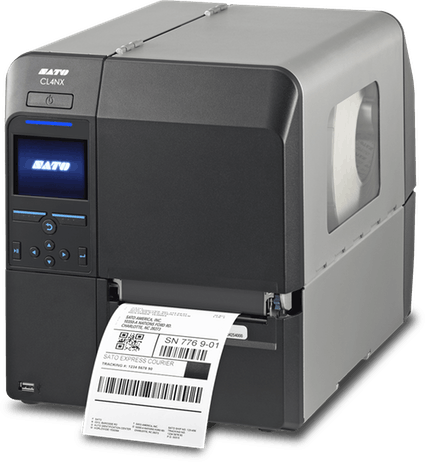 Sato CL4NX Barcode Printer