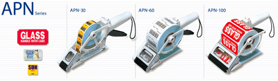 Towa Accu Touch PLU Label Applicators APN Series