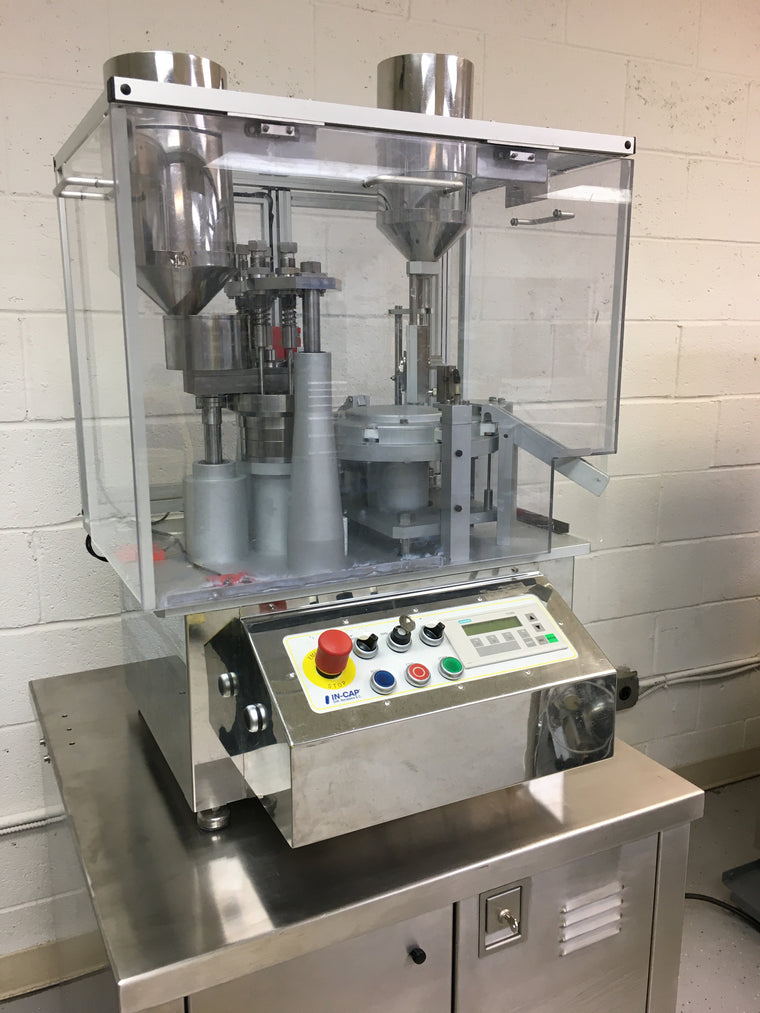Automatic Capsule Filling Machine - Reconditioned
