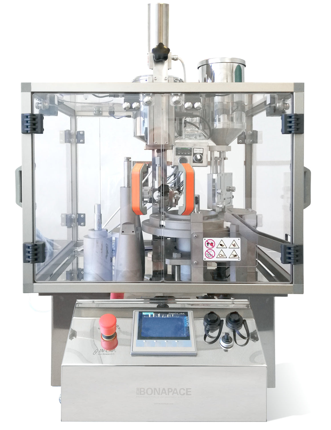 Automatic Liquid Capsule Filler