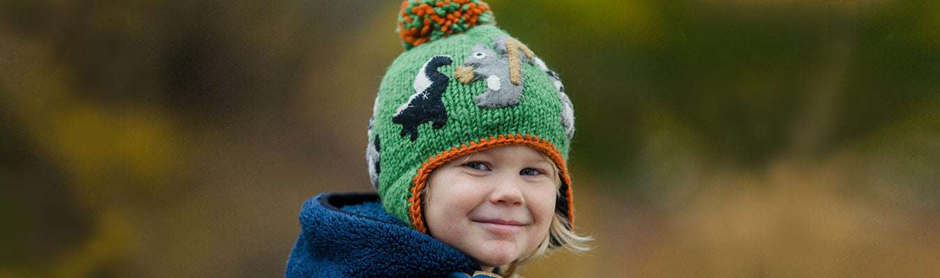 Kids Toques and Hats