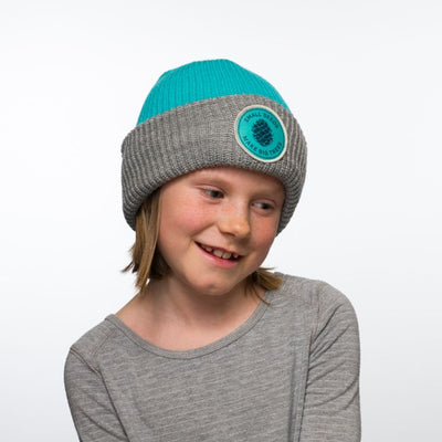 Ambler Acorn Kid's Toque - Moonstone 2