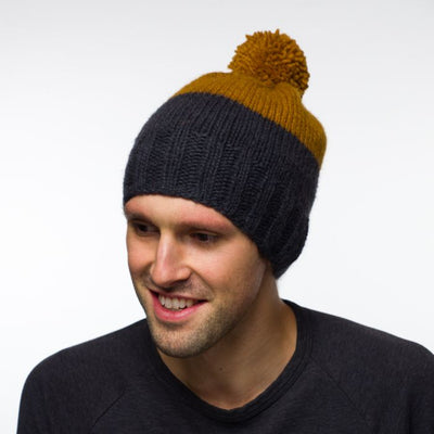 Ambler Reed Men's Toque - Charcoal 2