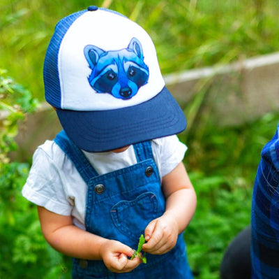 Ambler Faces toddler hat
