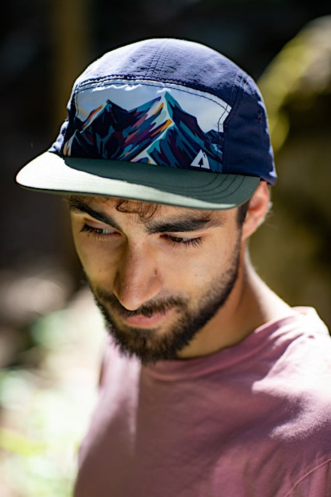 Ambler Ridgeline 5 Panel Hat