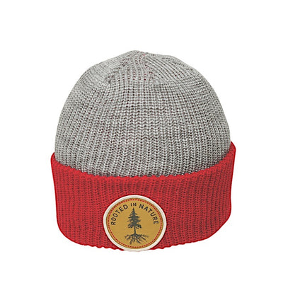 Ambler Acorn Kid's Toque - Flame