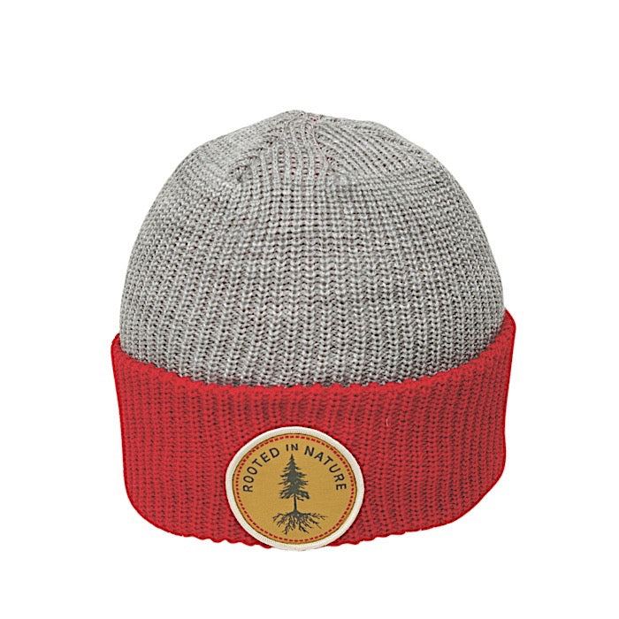 Ambler Acorn Kid's Toque - Moonstone