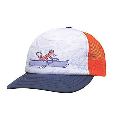 Ambler Actimals kids hat - Orange