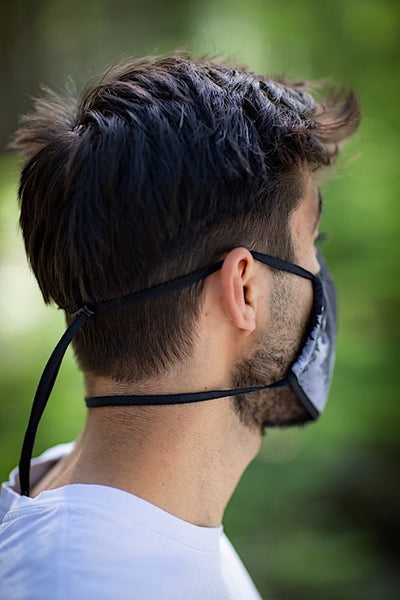 Ambler Face Mask - Cord Lock Fit Back