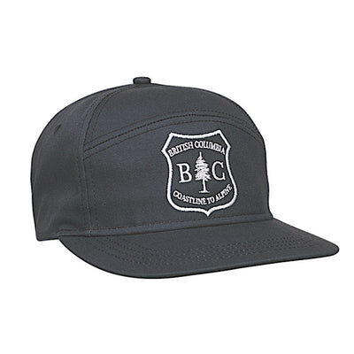 Ambler Best Coast Snapback Hat - Navy