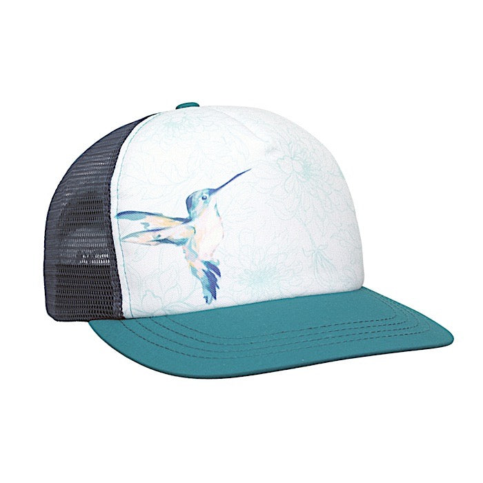 Ambler Hummingbird hat - Teal
