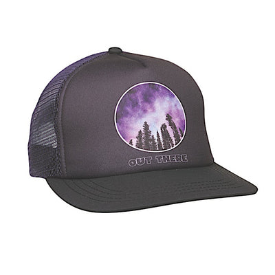 Sky Trucker Hat - Deep Purple