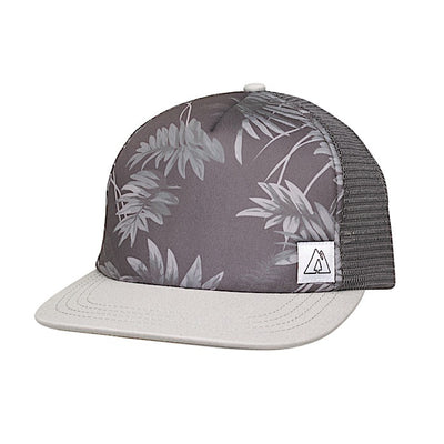 Ambler Tropics Trucker Hat - Cloud