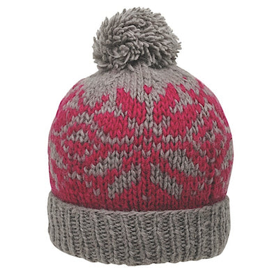 Ambler Anica Women's Toque - Grey