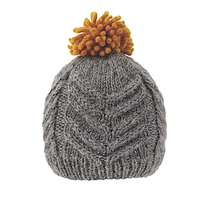 Ambler Audrey Women's Toque - Heather Grey