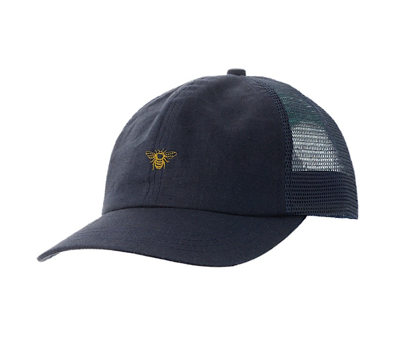 Ambler Bea Women's Trucker Hat - Navy
