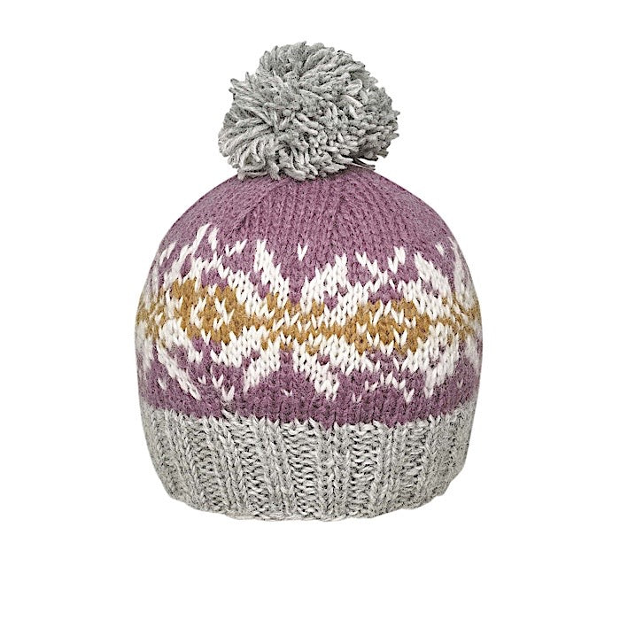 Ambler Bella Women's Toque - Heather Stone
