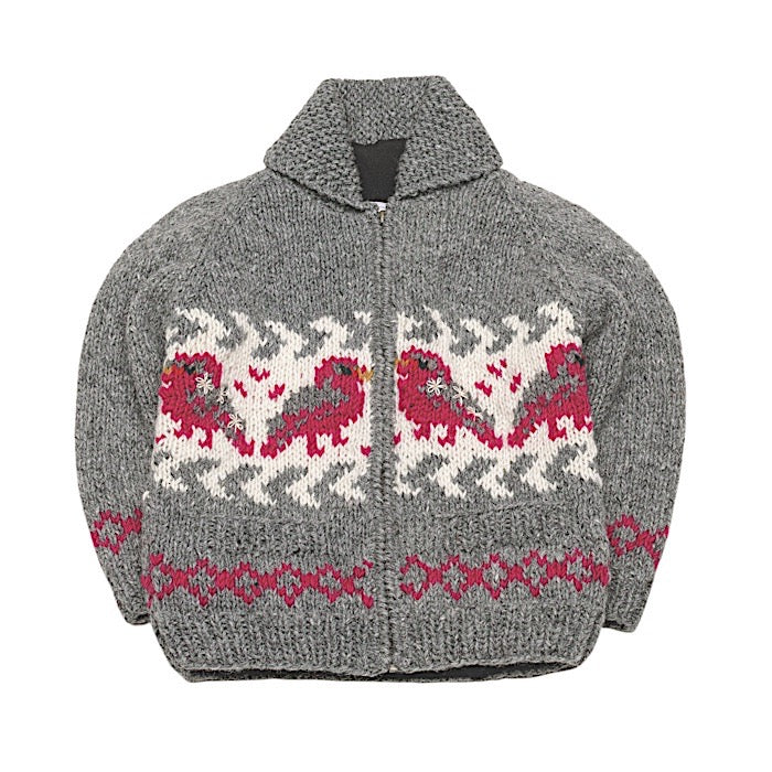 Ambler Bird Kid's Sweater - Front