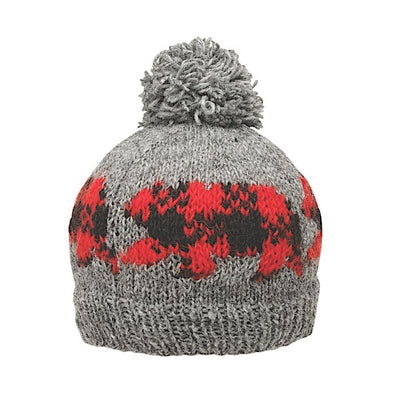 Ambler Cabin Kid's Toque - Bear